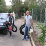Paolo e Enrico, gommosi