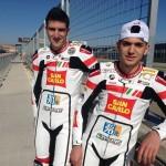 Andrea Tucci sulla pista di Aragon20 14 (30)