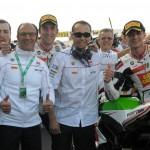 Andrea Tucci sulla pista di Aragon20 14 (43)