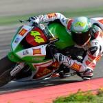 Andrea Tucci sulla pista di Aragon20 14 (44)