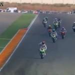 Andrea Tucci sulla pista di Aragon20 14 (46)