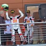 Andrea tucci sulla pista di Aragon 2014 (1)