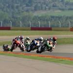 Andrea tucci sulla pista di Aragon 2014 (4)